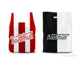 Нанесение логотипа на пакеты, как способ раскрутки бренда
