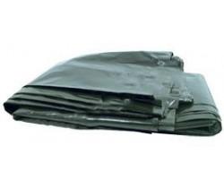 Мешки мусорные 120 л (35) в пачках Оптимум