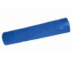Мешки мусорные 120 л 70х110 (18) в рулонах ПНД (синие)