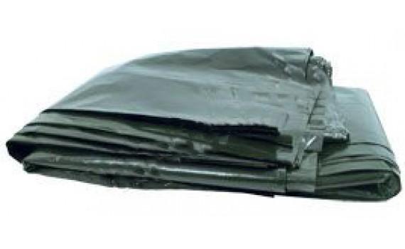 Мешки мусорные 120 л (40) в пачках Оптимум