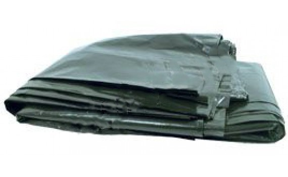 Мешки мусорные 120 л (70) в пачках Оптимум Стройка