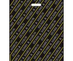 Пакет ПЭ с вырубной ручкой 40х50+3 (50) (Самсон)