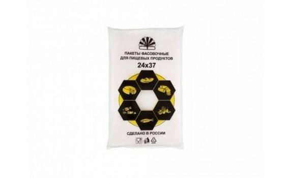 Пакет фасовочный, ПНД 24x37 (9) В пластах ПЧЕЛКА (арт 85050)