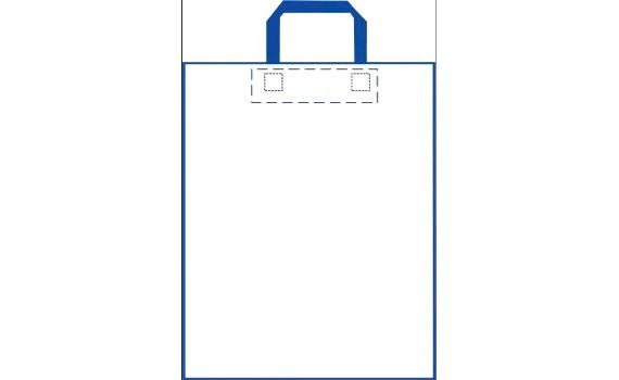 Пакет ПЭ с петлевой ручкой 40х36+8 (Ассорти)