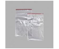 Пакет Zip Lock 12х17 35 мкм (с красной полосой) (00249)