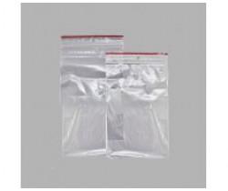Пакет Zip Lock 25x35 35 мкм (с красной полосой) (00262)