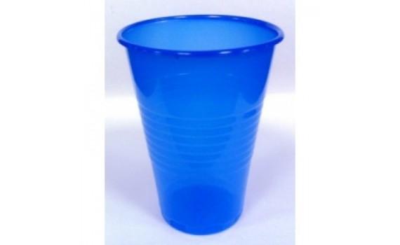 Стакан (2,65г) 200 мл ПП ИНТЕКО (х4000) (синий)