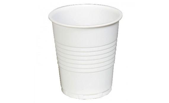 Стакан белый (2,65г) 200 мл ПП ИНТЕКО (х4000)